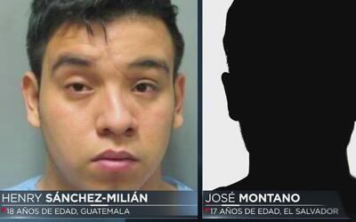 Abogados de presuntos violadores de una menor en la escuela Rockville de...