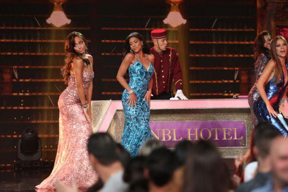 El mexicano Luis Coronel llegó muy coqueto a Nuestra Belleza Latina. A m...