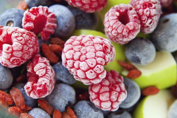 Fruta para satisfacer el antojo de algo dulce. No hay ninguna que no pue...
