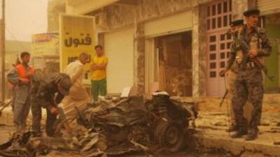 La nueva cadena de atentados que azotó Irak causó al menos 42 muertos.