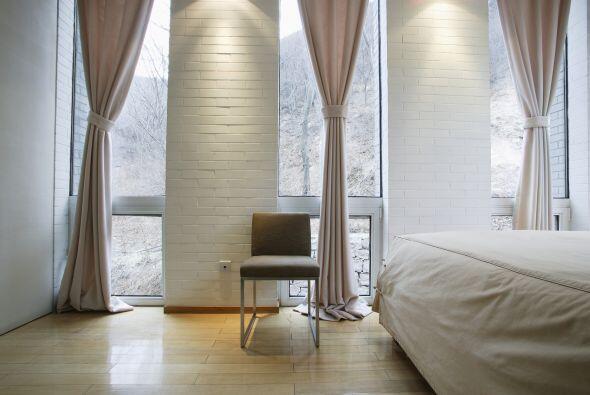 Lo ideal también es que combines las cortinas con el color de la...