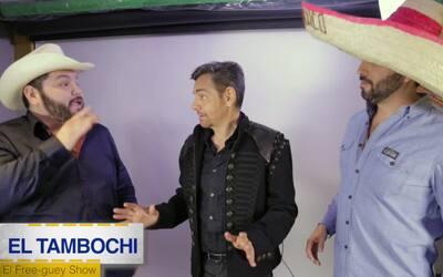 Eugenio Derbez le enseña a los compadres a como ser unos Latin Lovers