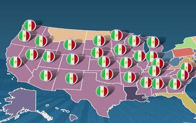 La huella latina en Estados Unidos