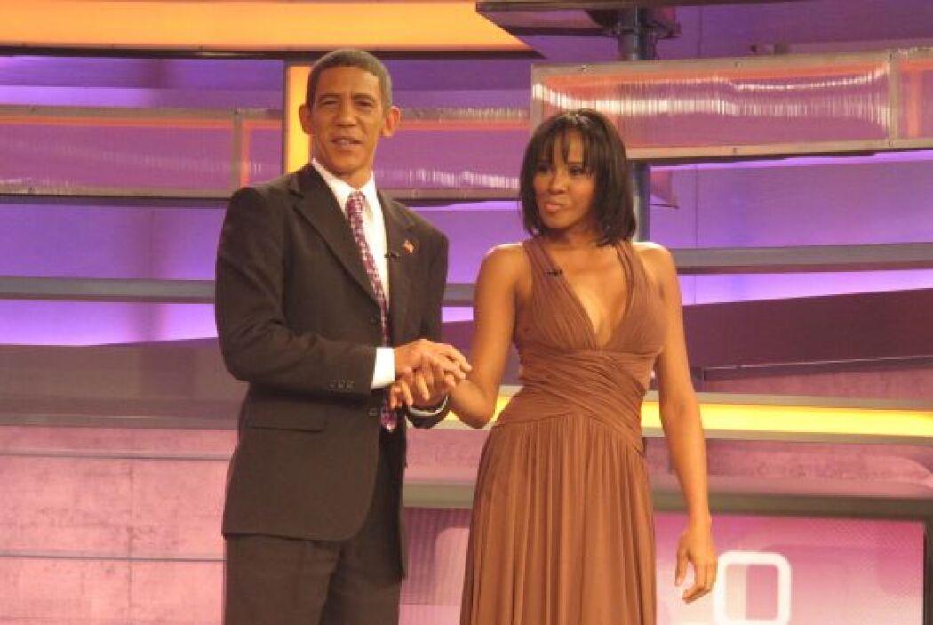 Michelle lucía simplemente preciosa.