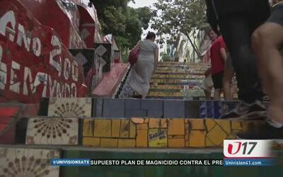 Santa Teresa, un barrio que representa todo Brasil