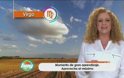 Mizada Virgo 27 de mayo de 2016