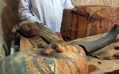 La búsqueda de Nefertiti se centra ahora en la tumba de Tutankamón Egipt...