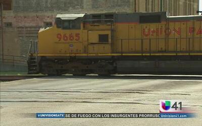 Union Pacific lanza campaña de seguridad para evitar accidentes