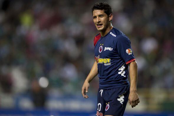 Una de las contrataciones estelares en Chivas es Ángel Reyna, quien tras...
