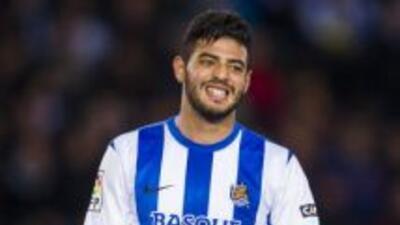 Carlos ya pertenece al 100% a la Real Sociedad.