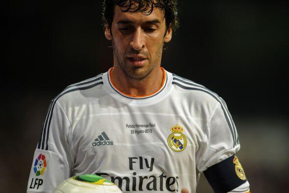 La fiesta 'merengue' del trofeo Santiago Bernabéu en este 2013 se...