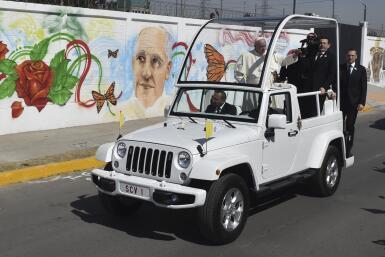 Papa Francisco Ecatepec