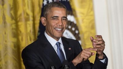 Obama destaca los aportes de Univision en el desarrollo educativo de los...