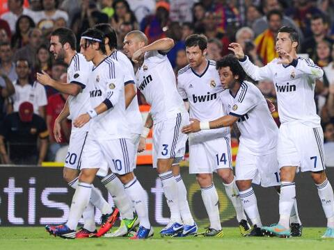 (Con información de EFE) El paso del Real Madrid por el Camp Nou...