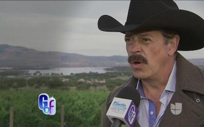 """¡Sergio Goyri habla de los roces entre los actores de """"Que Te Perdone Di..."""