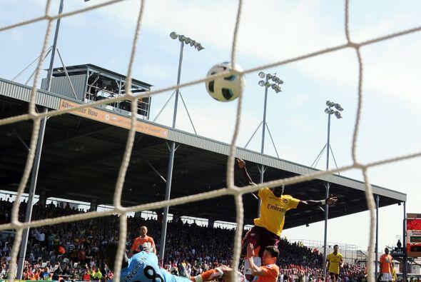 El jugador de Costa de Marfil lució como el líder de la za...