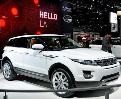 Nuevo lujo inglésLand Rover presentó la nueva SUV Range Rover Evoque de...