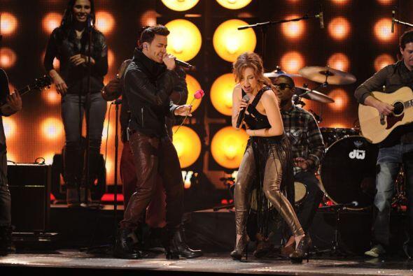 Thalía fue una de las grandes sorpresas de la noche en Premio Lo Nuestro.