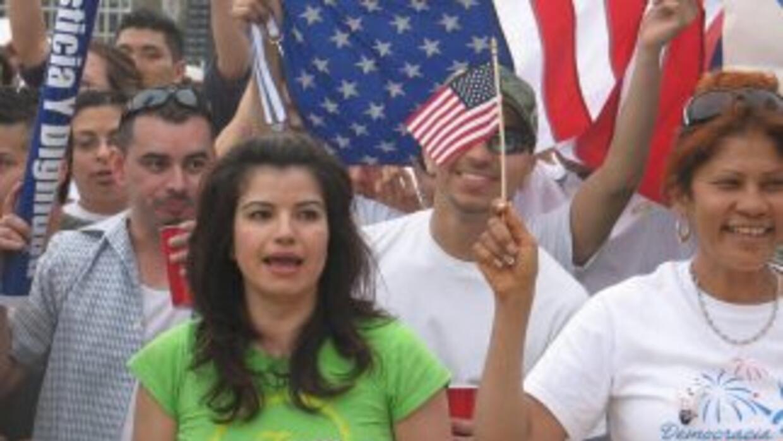 En Estados Unidos viven unos 11 millones de inmigrantes sin papeles de e...