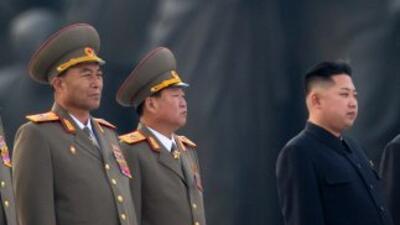 """Pyongyang criticó a Washington por """"publicar cada año informes donde eva..."""