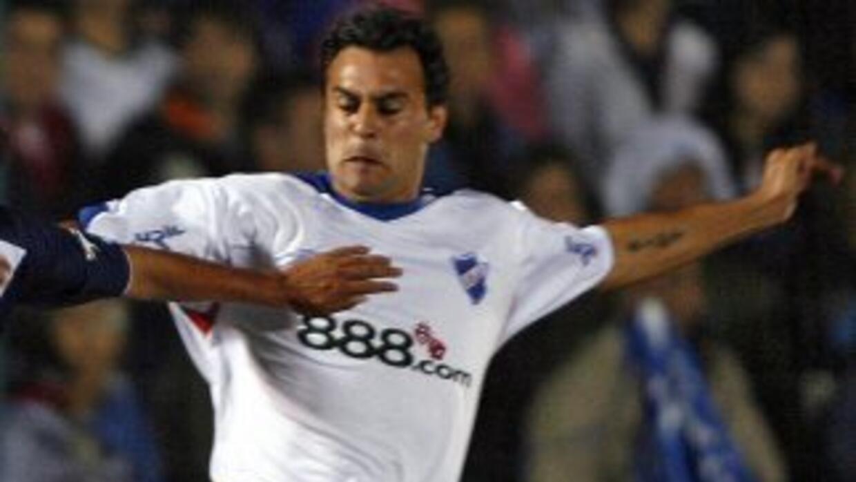 El centrocampista uruguayo Agustín Viana viajó es la nueva incorporación...