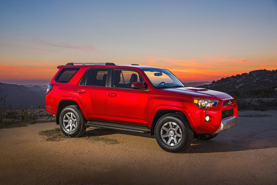 Toyota 4Runner 2015-2016