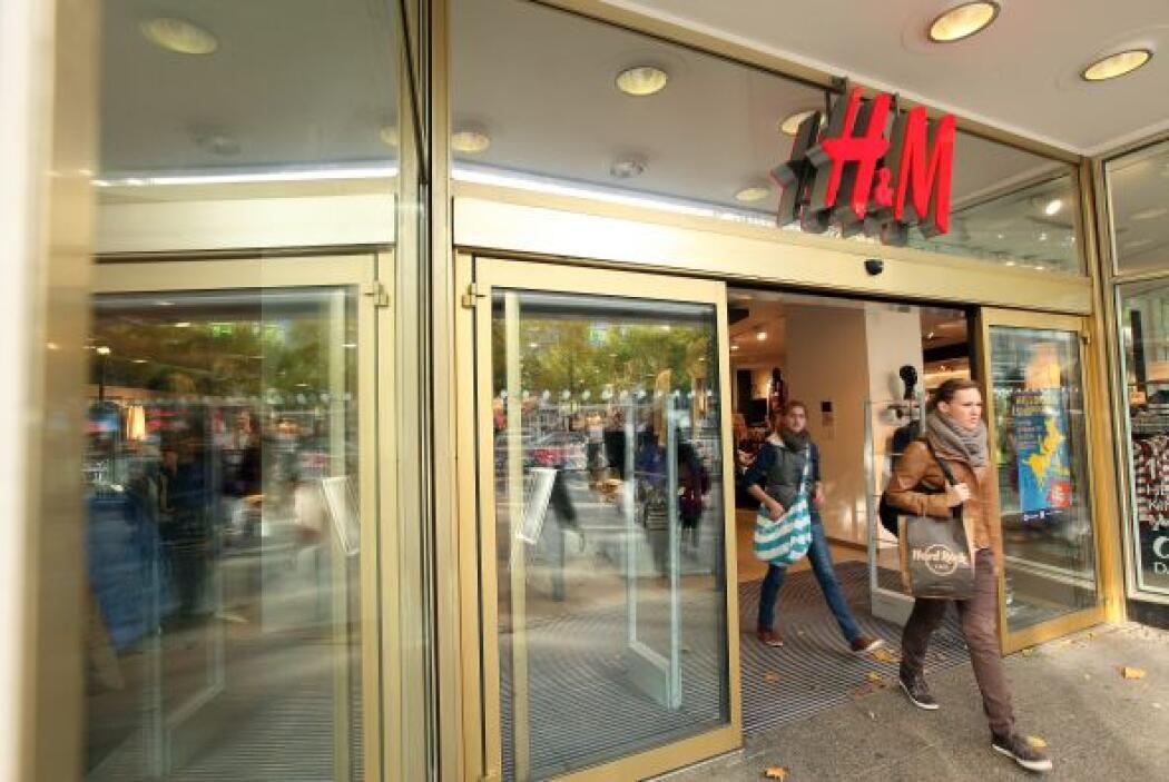 H&M- Esta tienda abrirá sus puertas a las 5 a.m. el 'Black Friday', así...