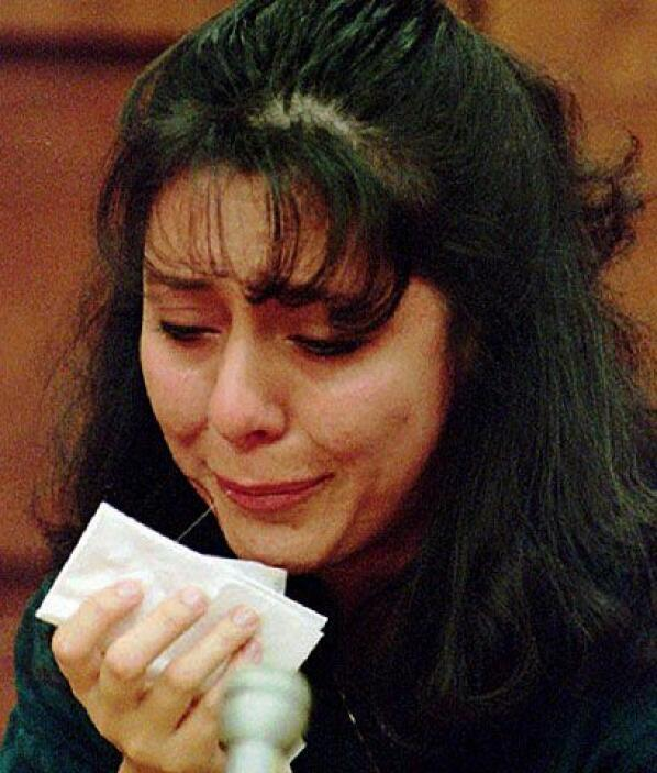 La venganza: Es imposible olvidar el caso de Lorena Bobbit, la ecuatoria...