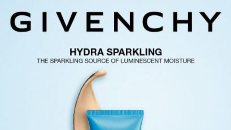Givenchy lanza al mercado Hydra Sparkling: Nude Look BB Cream, un tratam...