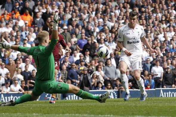Bale selló la remontada del Tottenham sobre el Manchester City con un tr...