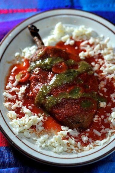 Este año, la gastronomía mexicana compite con Francia, que...