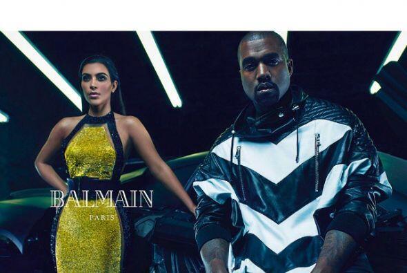 Ambos son amantes de la moda y también fieles seguidores de la marca Bal...