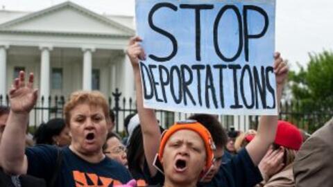 El clamor para que el gobierno frene las deportaciones y el Congreso apr...