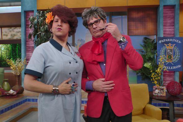 El profesor Xavi Ondo sí que sabe inspirar a Doña Meche.