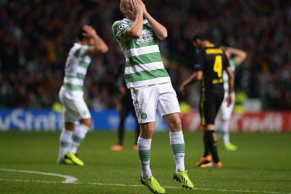 El Celtic aún perdonó en ciertas acciones y vio cóm...