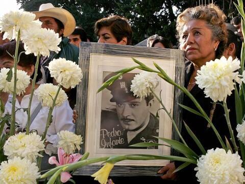 Para los mexicanos, la muerte no es más que el comienzo de una nueva vid...