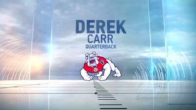 NFL Comparación: Derek Carr