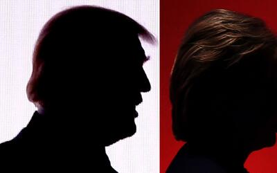 El debate entre Clinton y Trump puede definir al próximo presidente de E...
