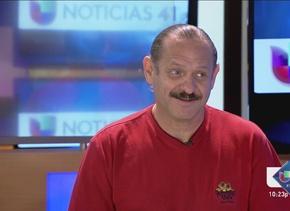Teo González trae el buen humor a SA
