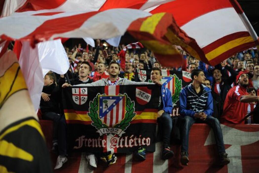 Atlético sueña con volver a ganar este título, que consiguió dos años at...
