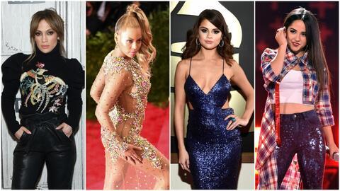 Artistas influenciadas por Selena.