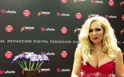 """Lourdes Chacón ahora regresa con nuevos ímpetus al """"vedetismo"""""""