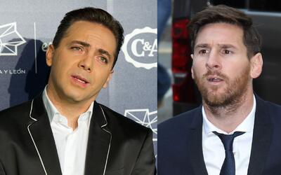 Cristian Castro explotó contra Lionel Messi por cómo se le ve la barba