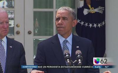 Obama solicita más poder para enviar de vuelta a los niños migrantes