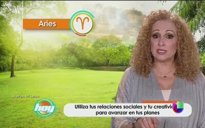 Mizada Aries 23 de noviembre de 2016