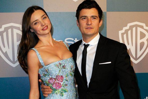Esta pareja ha destacado por ser muy exitosa, pues Orlando Bloom es uno...