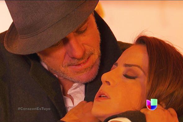 ¡Cuidado Ana! Enrique te tiene en sus garras para asesinarte.