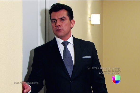 Lo ves Fernando, tus hijos quieren que la nana vuelva.