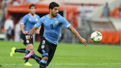 El charrúa se reencontró con el gol en favor de su selección, comandando...