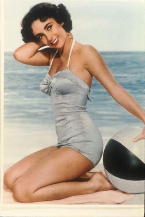 Elizabeth Taylor, actriz